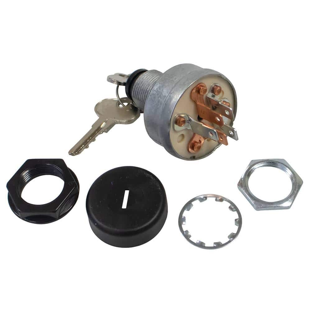 Black Details about  /Stens 430-280 Cub Cadet Ignition Switch