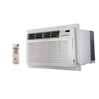 11,200 BTU 230-Volt Through-the-Wall Air Conditioner LT1237HNR with Heat and Remote in White