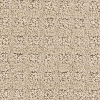 Next Level - Color Rise Pattern Beige Carpet