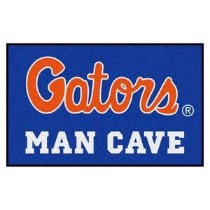 NCAA - University of Florida 5 ft. x 8 ft. Man Cave UltiMat Indoor Area Rug