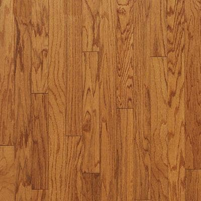 Town Hall Oak Butterscotch 3/8 in. T x 3 in. W x Random Length Engineered Hardwood Flooring (31.5 sq. ft./case)