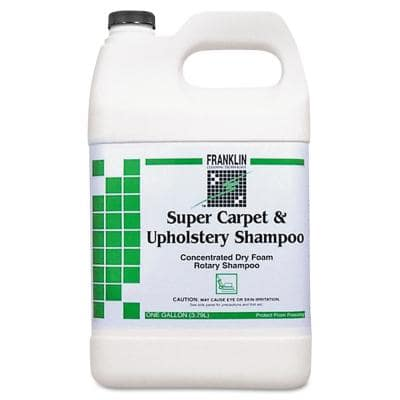 1 Gal. Super Carpet Cleaner and Upholstery Shampoo Bottle (4/Case)