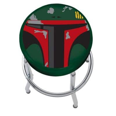 Boba Fett Garage Stool
