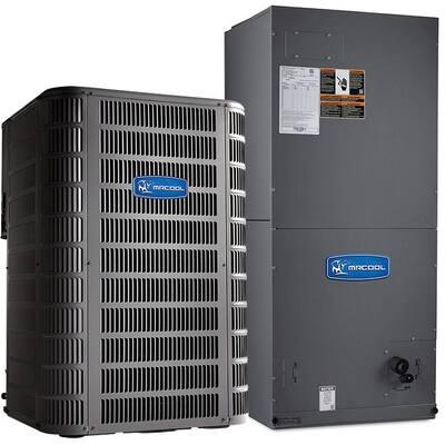 Signature 3.5-Ton 15.5 SEER Complete Split System Air Conditioner