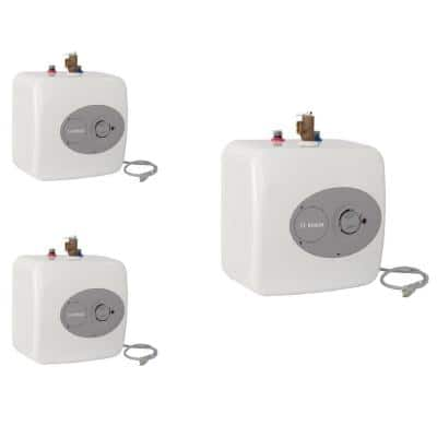 2.5 Gal. Electric Point-of-Use Water Heater (3-Pack)