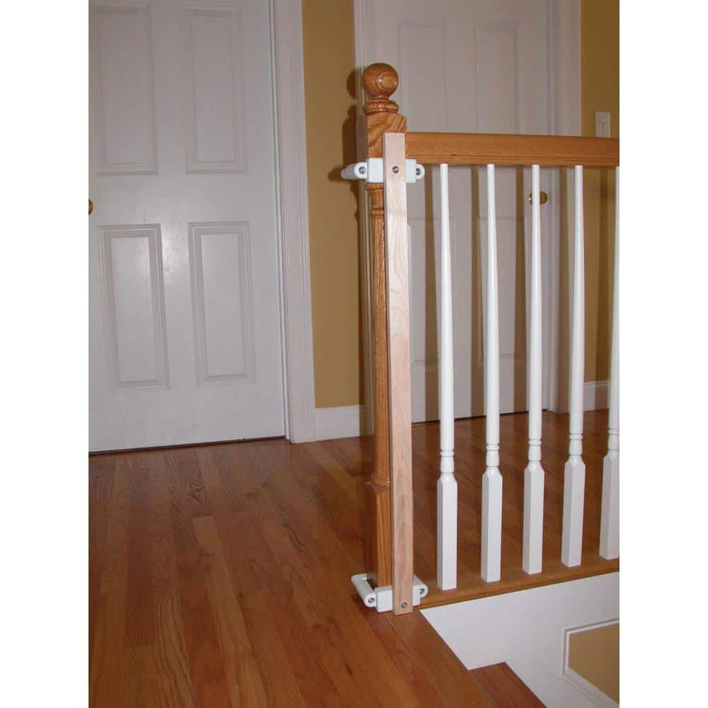 Kidco Stairway Gate Installation Kit K12 The Home Depot