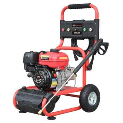 3200 psi 7 HP Pressure Washer