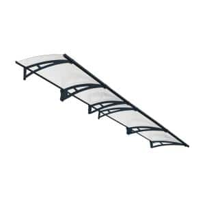 Aquila 4100 13 ft. 5 in. Clear Door Canopy Awning