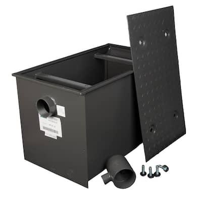 Grease Interceptor Trap 70 lbs. / 35 GPM