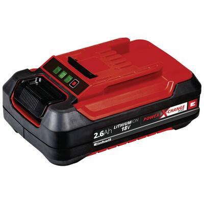 Power X-Change PLUS 18-Volt Lithium-Ion Compact Battery 2.6-Ah