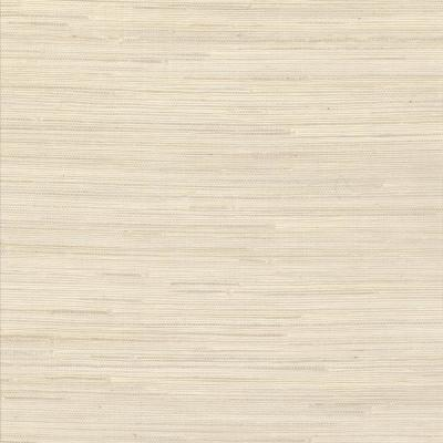 Kostya Cream Grasscloth Peelable Roll Wallpaper (Covers 72 sq. ft.)