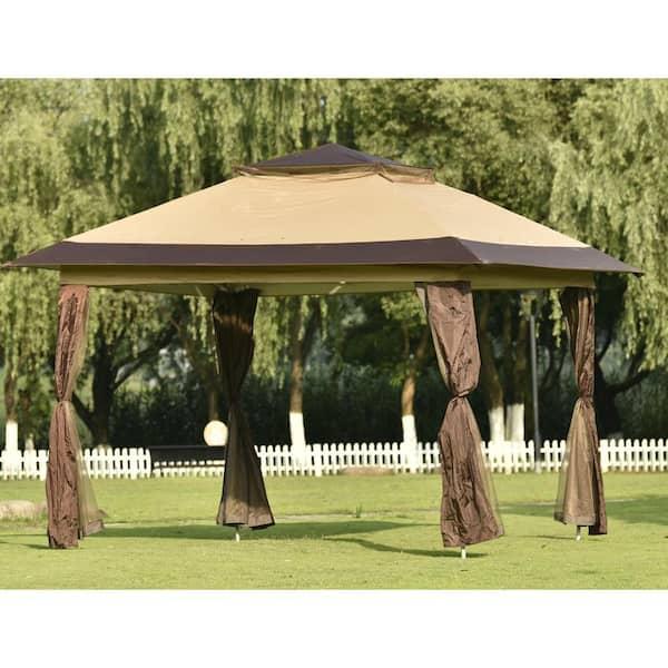 Harper Bright Designs 10 Ft X, Big Lots Outdoor Canopy Tent