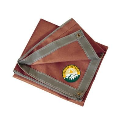 60 in. x 67 in. Ground Ember Mat