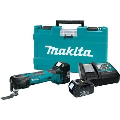 18-Volt LXT Lithium-Ion Cordless Multi-Tool Kit