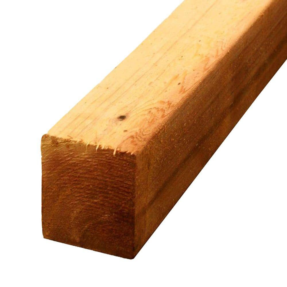 2 12 x 2 12 x 2 Cedar Wood Blocks Sanded Set of 2