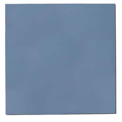 Blue Fabric Square 48 in. x 48 in. Sound Absorbing Acoustic Panels (2-Pack)