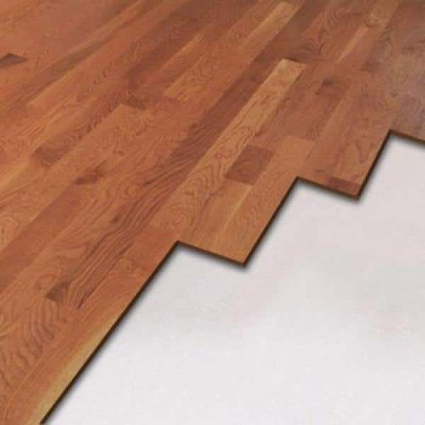 Roberts 100 Sq Ft Roll Of Serenity, Underlayment For Laminate Flooring On Concrete Home Depot