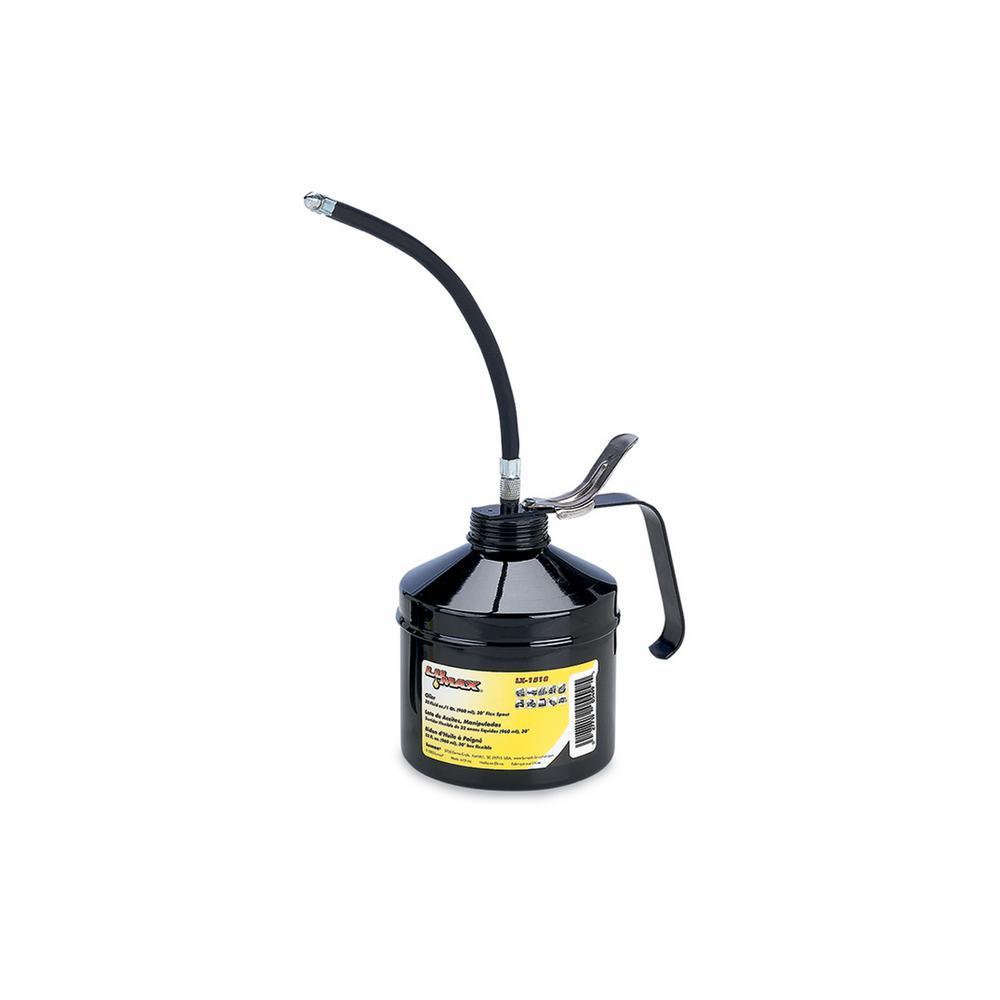 16 Fluid oz. / 1 Point Handled Oiler 30 Flex Spout
