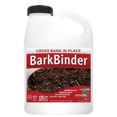 BarkBinder Bark and Mulch Stabilizer (1 Gal. Bottle)