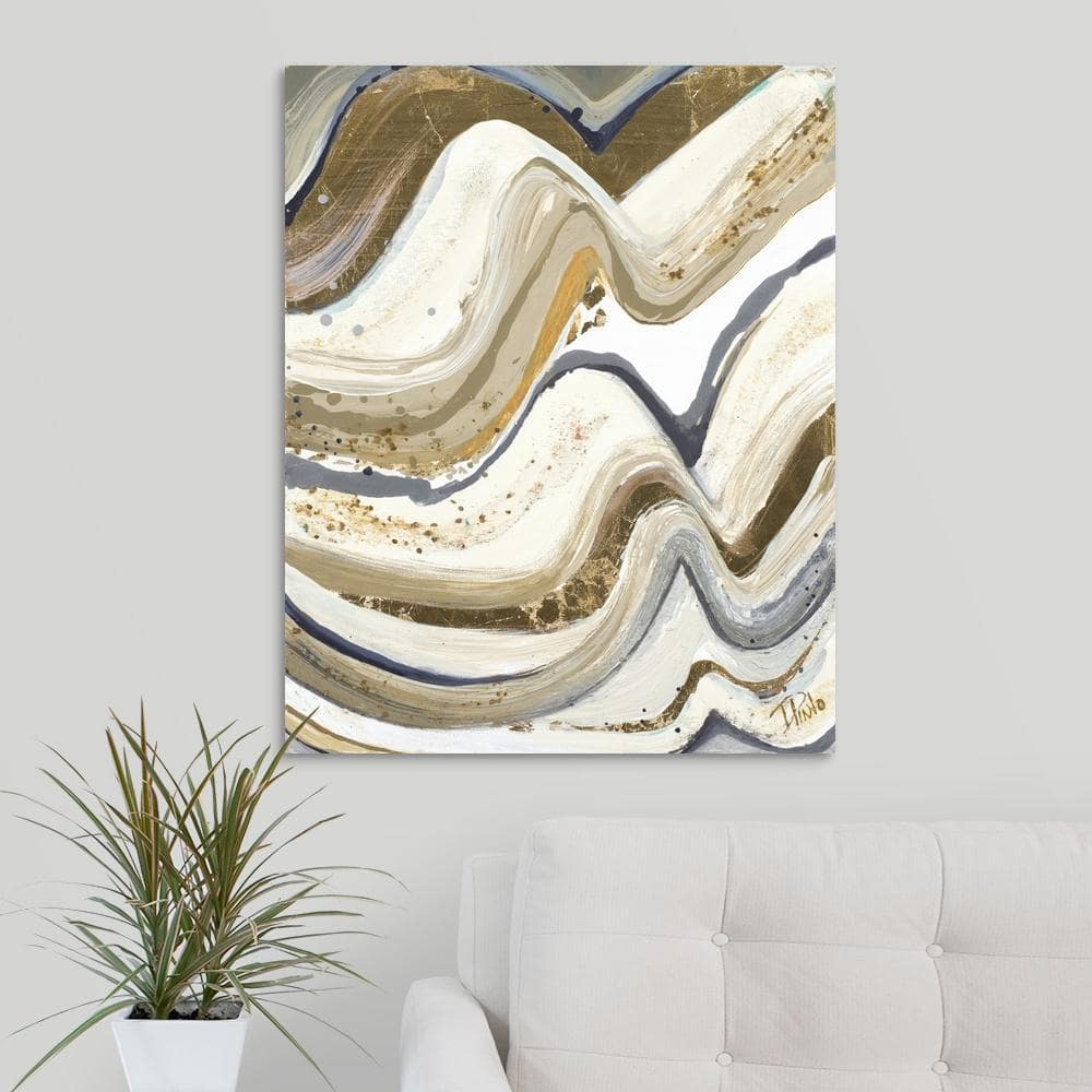 Greatbigcanvas New Concept Neutral By Patricia Pinto Canvas Wall Art 2497258 24 24x30 The Home Depot