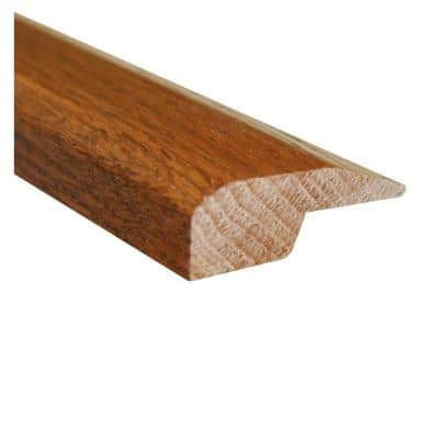 Oak Harvest 3/4 in. Thick x 2 in. Wide x 78 in. Length Hardwood Carpet Reducer/Baby Threshold Molding