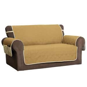 ''5 Star Gold Loveseat Protector''