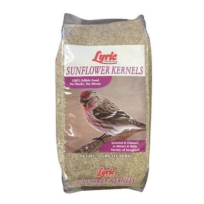 25 lb. Sunflower Kernels