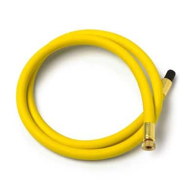 3 ft. Rubber Test Plug Extension Hose