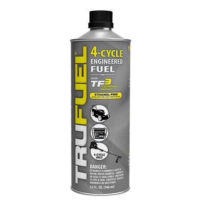 4-Cycle Ethanol-Free Fuel