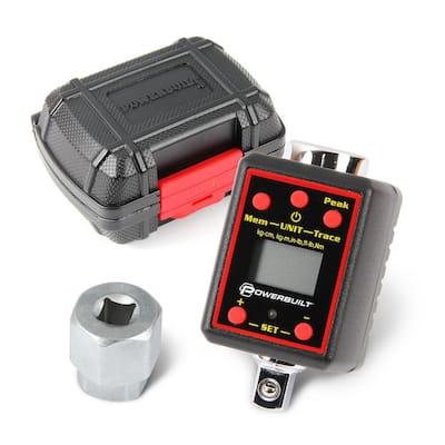 1/2 in. Drive Digital Torque Adapter
