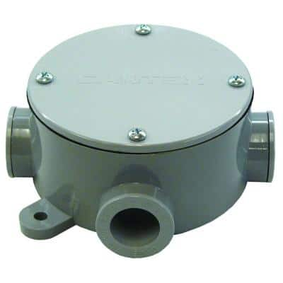 4 in. Round Junction Box