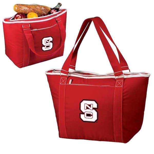 NCAA NC State Wolfpack Topanga Cooler Tote Bag Red - 19qt