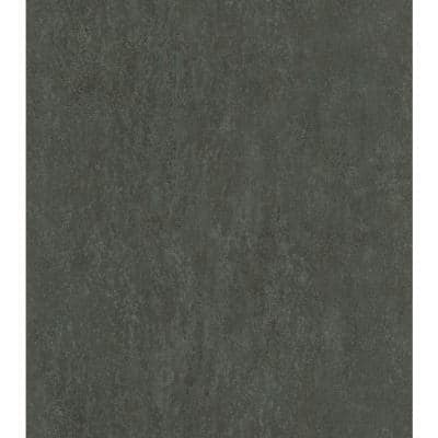 57.8 sq. ft. Segwick Black Speckled Texture Strippable Wallpaper Covers