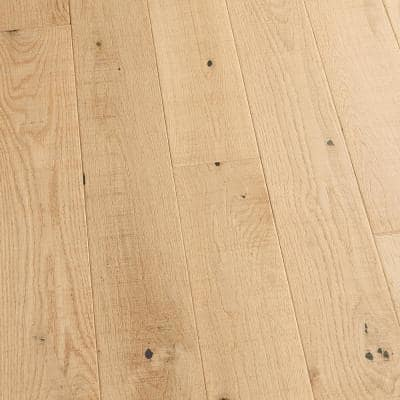 French Oak Point Reyes 3/4 in. Thick x 5 in. Wide x Varying Length Solid Hardwood Flooring (22.60 sq. ft./case)