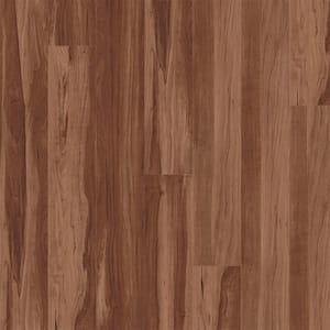 Achiever Russet 7 in. W x 48 in. Glue Down Luxury Vinyl Plank Flooring (51.24 sq. ft./case)