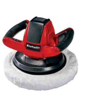PXC 18-Volt Cordless 10 in. Large Random Orbit Car Rotary Buffer / Polisher, 2,500-RPM (Tool Only)