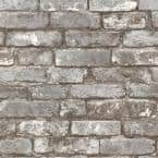 Debs Dove Exposed Brick Dove Wallpaper Sample