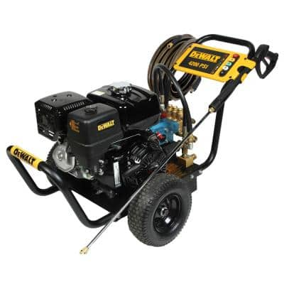 4200 PSI 4.0 GPM Belt Driven Gas Pressure Washer Powered by HONDA