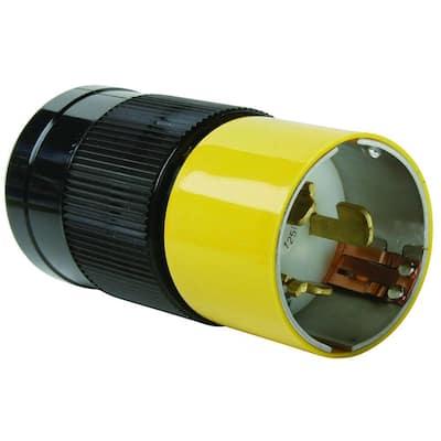 Pass & Seymour Turnlok 50 Amp 125/250-Volt California Standard Plug