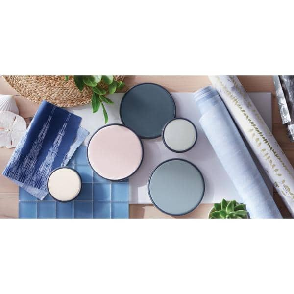 Reviews For Behr Marquee 1 Gal Mq3 34 Stolen Kiss One Coat Hide Matte Interior Paint Primer 145001 The Home Depot