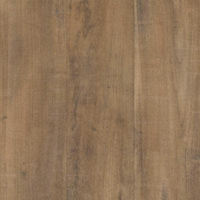 Outlast+ 6.14 in. W Harvest Cherry Waterproof Laminate Wood Flooring (16.12 sq. ft./case)