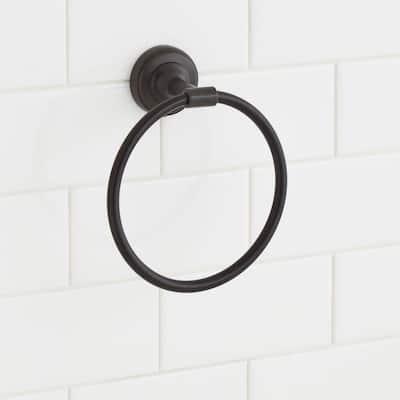 Keegan Towel Ring in Oil Rubbed Bronze
