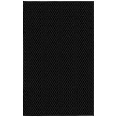 Medallion Black 5 ft. x 7 ft. Area Rug