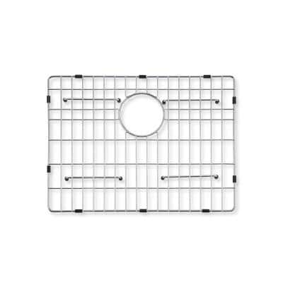 Bailey 27-5/8 in. x 17-5/8 in. Wire Grid for Single Bowl Kitchen Sinks in Stainless Steel