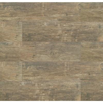 Redwood Natural 6 in. x 24 in. Matte Porcelain Floor and Wall Tile (44 Cases/440 sq. ft./Pallet)