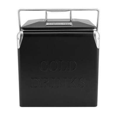 14 Qt. Portalbe Cooler in Black