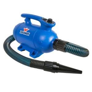 3 HP Variable Speed Pet Dryer with Heater