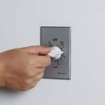 12 Hour Timer for Whole House Fans