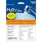 H2O OK Plus Complete Water Analysis Test Kit