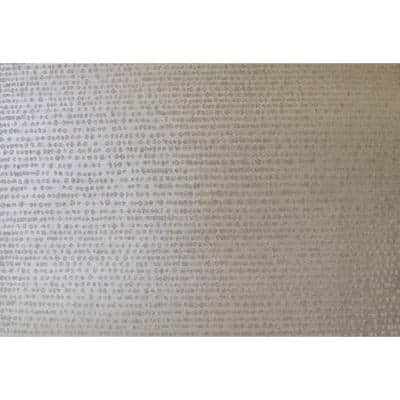 Myth Champagne Beaded Texture Paper Strippable Roll (Covers 56.4 sq. ft.)
